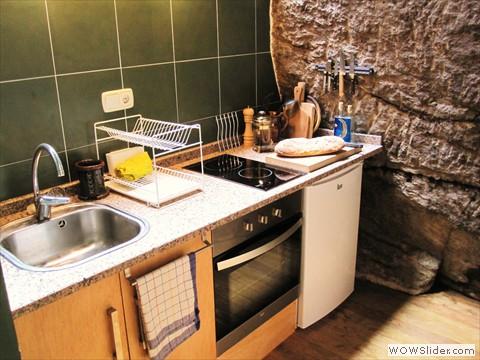Kitchen / Cocina